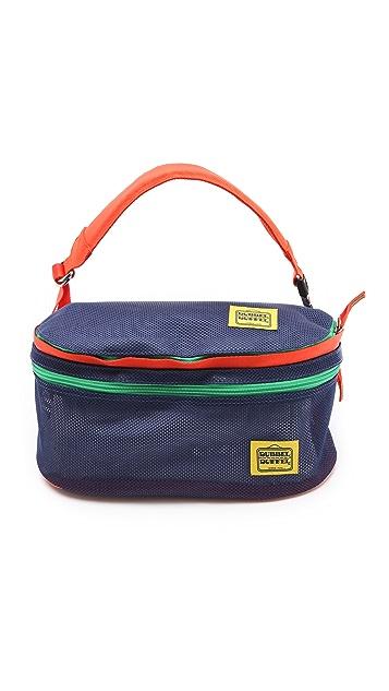 Dubbel Duffel Backpack x Fanny Pack