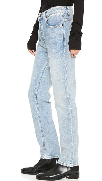 Denim x  Alexander Wang 003 Boy Fit Jeans