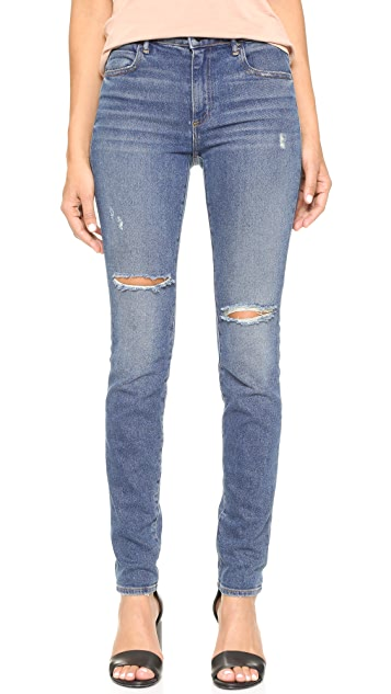 9d7f9acf Denim x Alexander Wang 001 Slim Fit Skinny Jeans | SHOPBOP