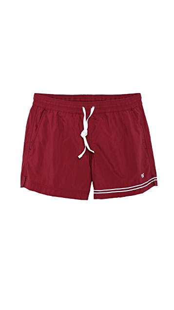Dan Ward Boxer Swim Trunks