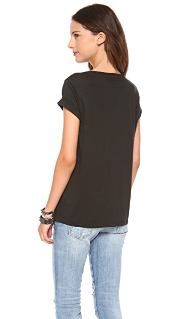 EACH x OTHER Thomas Lelu Silk T-Shirt