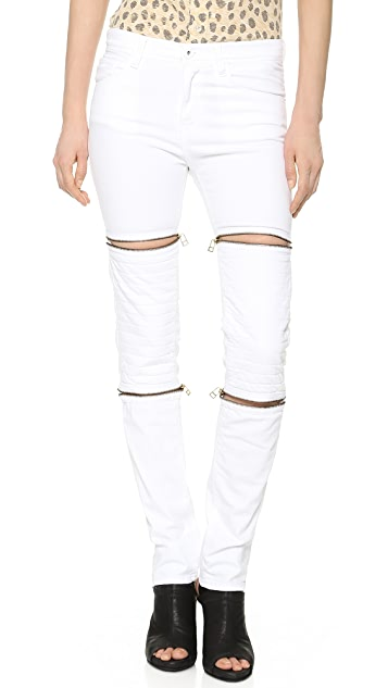 EACH x OTHER Kolkoz Zip Off Cosmonaut Jeans