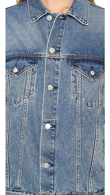 Earnest Sewn Cecil Oversize Denim Jacket