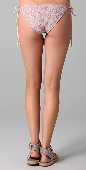 Eberjey Eva Boho Beautiful Bikini Bottoms