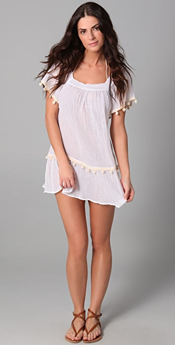 Eberjey Zia Paradise Found Cover Up Dress