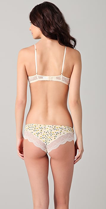Eberjey Walking on Sunshine Bralet