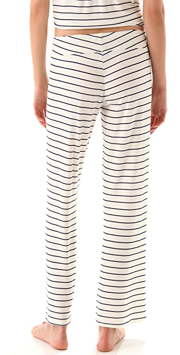 Eberjey Coastal Stripes Pants