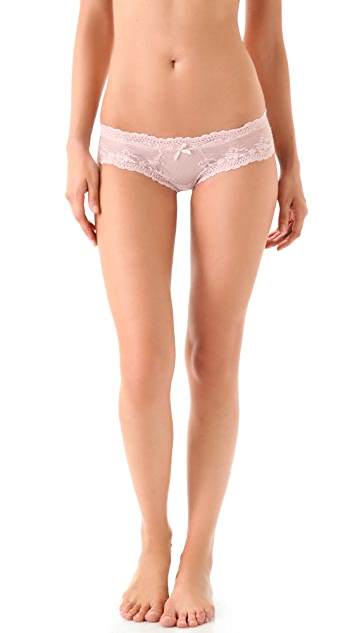 Eberjey Colette Boy Shorts Thong