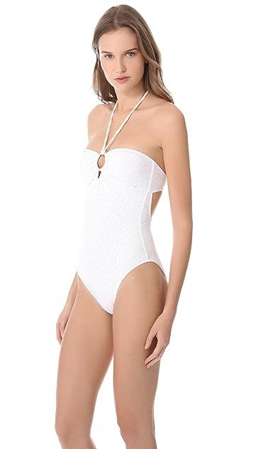 Eberjey Pebbles Abigail One Piece Swimsuit