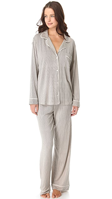 Eberjey Sleep Chic PJ Set