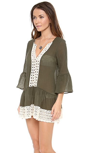Eberjey Sea Breeze Tessa Cover Up