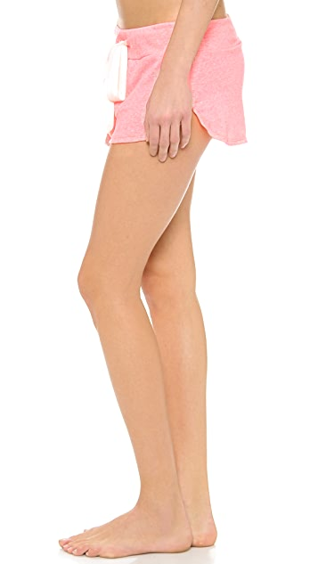 Eberjey Heather Shorts
