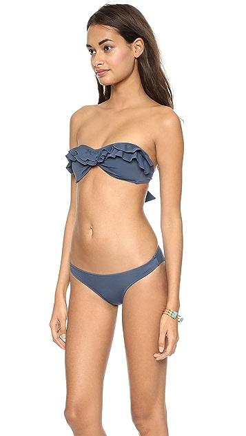 Eberjey So Solid Rafaella Bikini Top