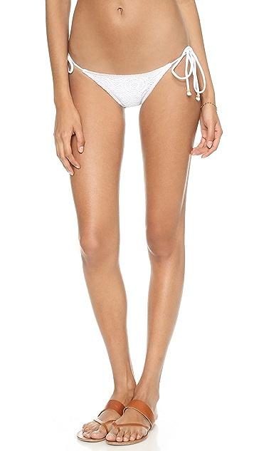 Eberjey Boho Beautiful Eva Bikini Bottoms