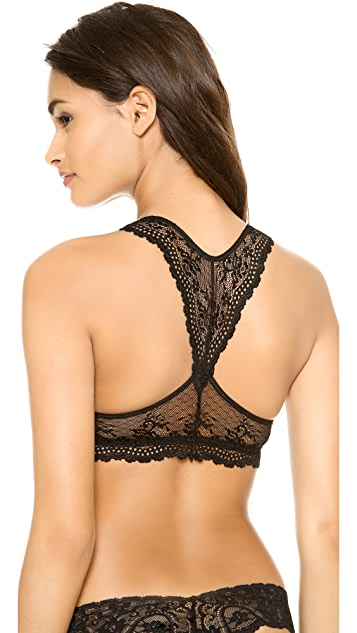 Eberjey Collette Racer Back Bralette
