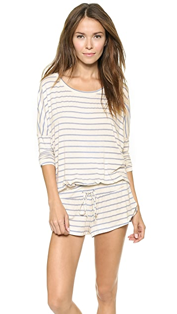 Eberjey Lounge Stripes Shorts