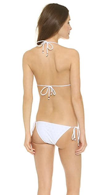 Eberjey Salty Kisses Gisele Bikini Top