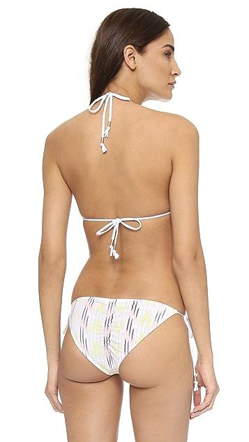 Eberjey Dream Catcher Gisele Triangle Bikini Top