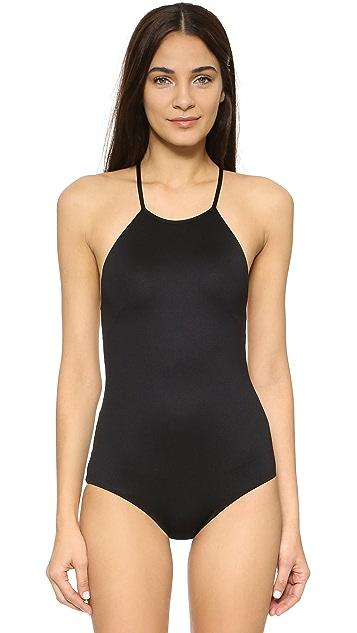 Eberjey So Solid Mason Swimsuit