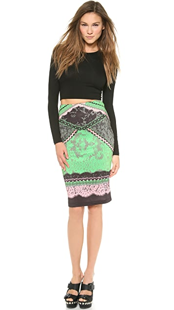 Emma Cook Lace Skirt