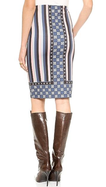 Emma Cook Aztec Skirt