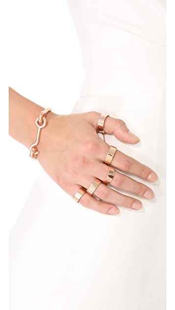 Eddie Borgo Door Latch Cuff
