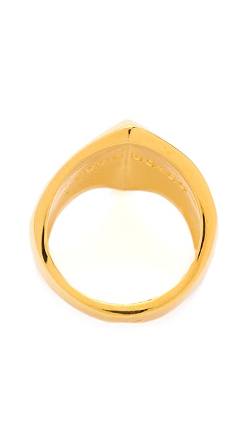 Eddie Borgo Small Pharaoh Ring