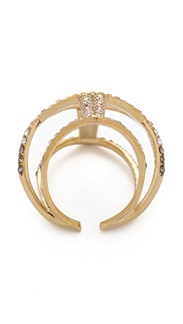 Eddie Borgo Pave Edie Ring
