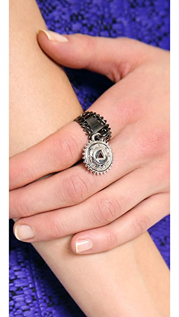 Eddie Borgo Medallion Ring