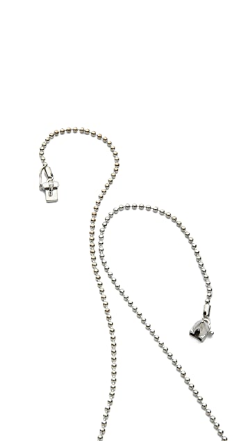 Eddie Borgo Power Pendant Necklace
