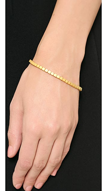 Eddie Borgo Mini Cube Bracelet
