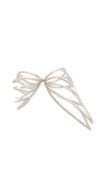 Eddie Borgo Hinged Wing Ring