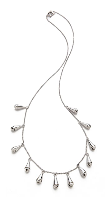 Eddie Borgo Bell Necklace
