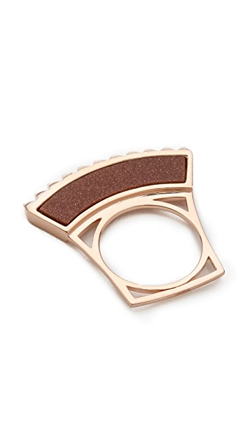 Eddie Borgo Tuareg Ring #5