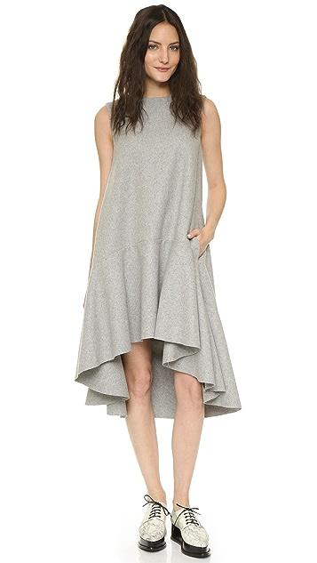 EDIT 不对称连衣裙