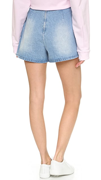 EDIT Denim Shorts