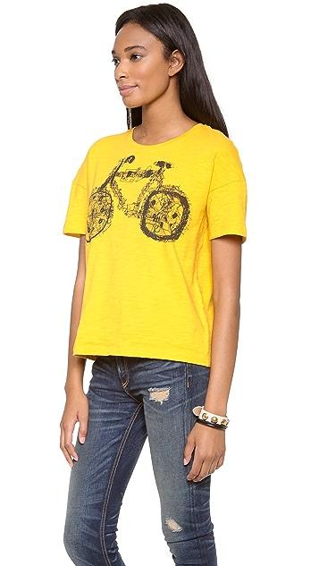 EDUN Bicycle Tee