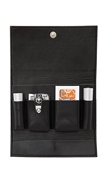 East Dane Gifts Merkur 3 Piece Travel Shave Set