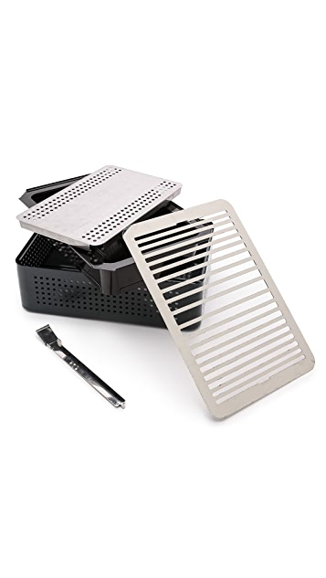 East Dane Gifts Mon Oncle Portable Grill