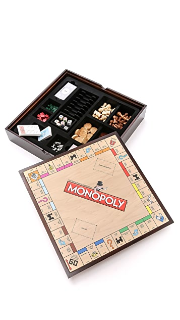 East Dane Gifts Monopoly Plus 4 Board Game