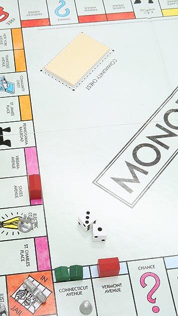 East Dane Gifts Monopoly Nostalgia Edition