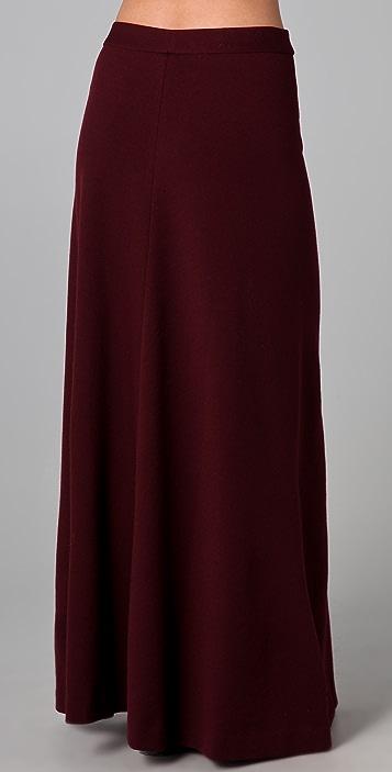 Elie Tahari Tabatha Long Skirt