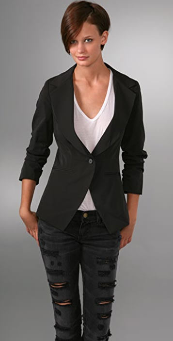 Elizabeth and James Elizabeth IV Blazer