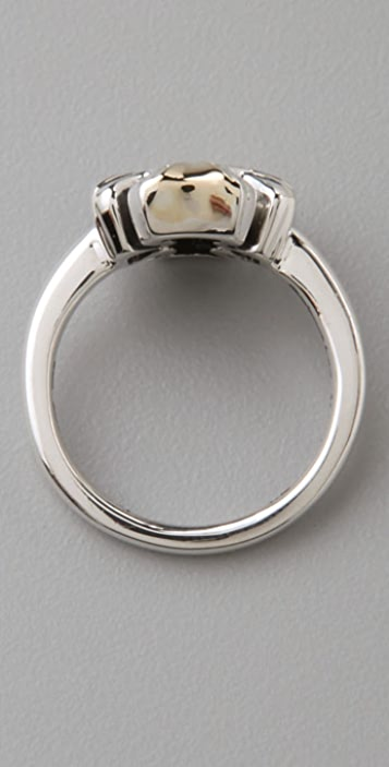 Elizabeth and James Maltese Small Ring