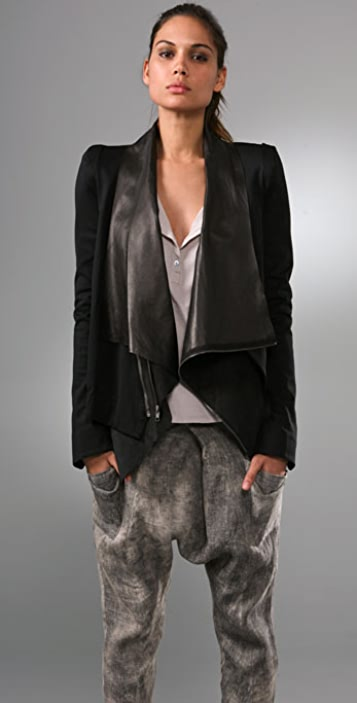 Elizabeth and James Yoshimoto Jacket