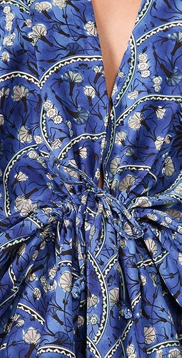 Elizabeth and James Greta Kimono Blouse