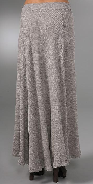 Elizabeth and James Long Winter Skirt