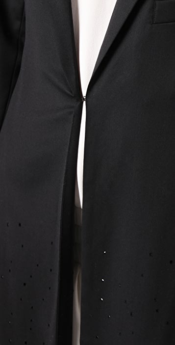 Elizabeth and James Long Duster Coat