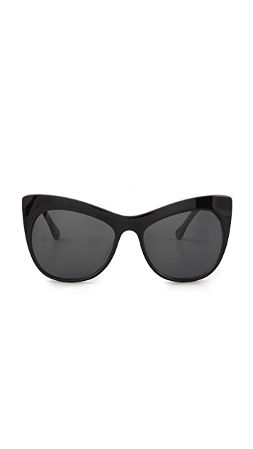 b587eedad55 ... Elizabeth and James Lafayette Cat Eye Sunglasses ...
