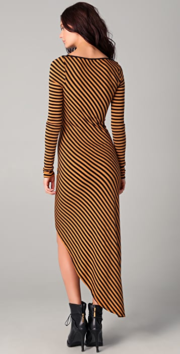 Elizabeth and James Striped Claudia Dress